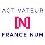 Logo activateur france Numérique